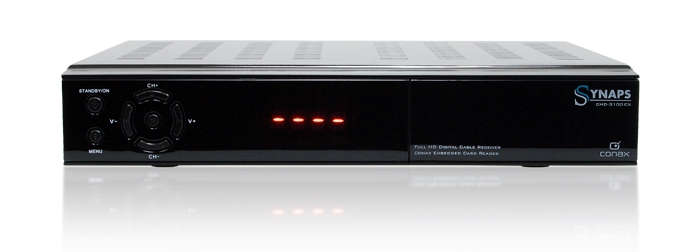 SYNAPS CHD-3100CX PVR